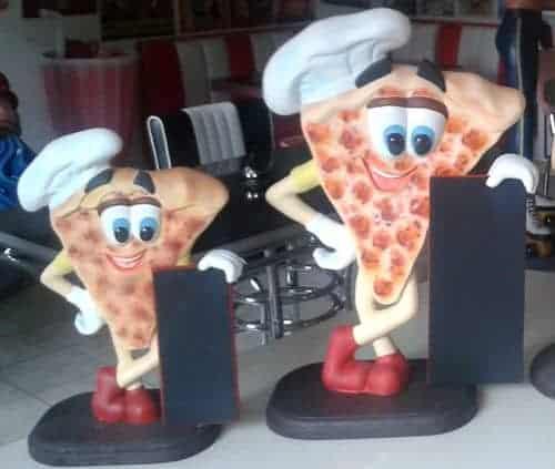 Part De Pizza Petit Et Moyen Modele