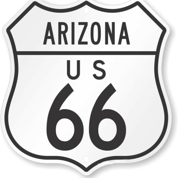 Route 66 12115 Arizona