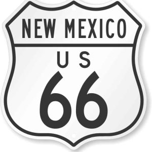 Route 66 12115 New Mexico