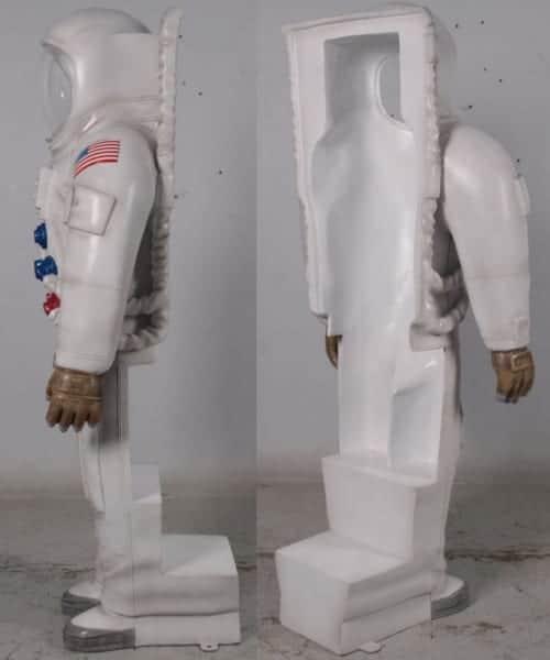 Scaphandre D Astronaute Pour Photo
