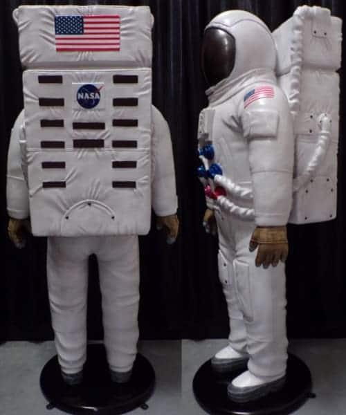 Statue Astronaute Nasa Grandeur Nature Nasa