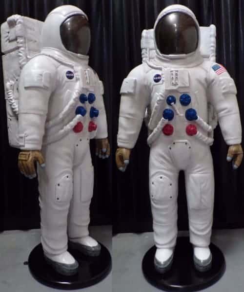 Statue Astronaute Taille Reelle Nasa