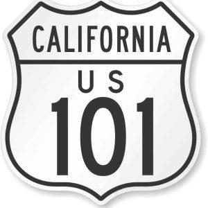 Us 101 California 12115