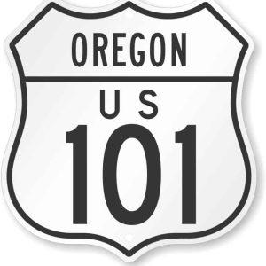 Us 101 Oregon 12115