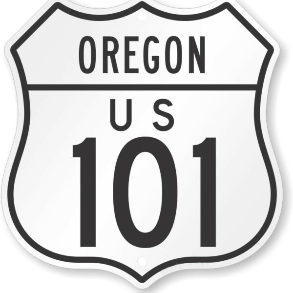Us 101 Oregon 12115