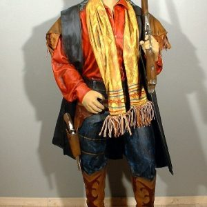 Buffalo Bill St 2521 Theme Western