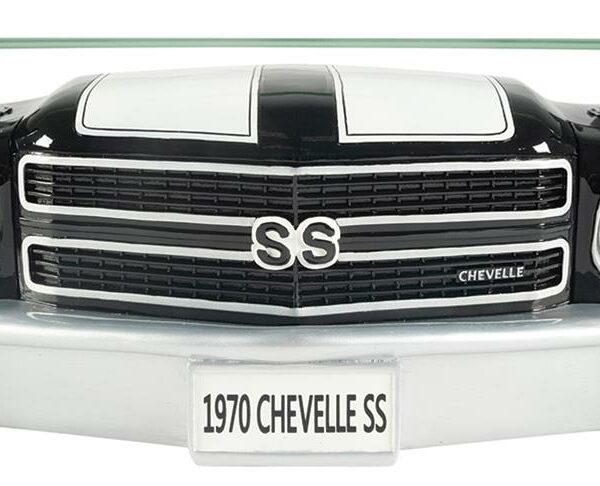 Etagère murale GM 1970 Chevrolet Chevelle SS (avec lumières)