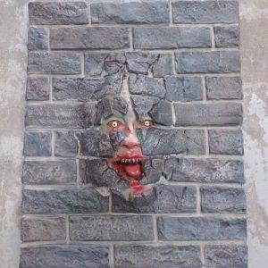 Le mur de l'horreur