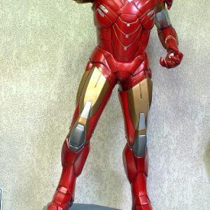 Ironman Taille Reelle Super Hero Marvel Comics 1