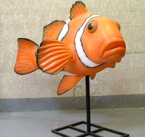 Poisson Clown Geant Style Nemo Suanem 1