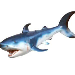 Requin Moulage Resine 1m40