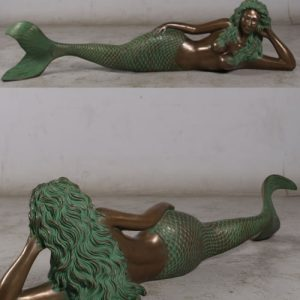Sirene Allongee Bronze