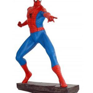 Spiderman Figurine Grandeur Nature Stsspidd