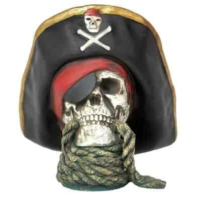 Tete Pirate Corde