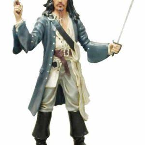 Jack Sparrow Tenant Son Pistolet Dans Une Main Et Son épée Dans L'autre 2