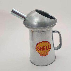 Seau De Mesure De Liquide En Acier Galvanisé Shell 1