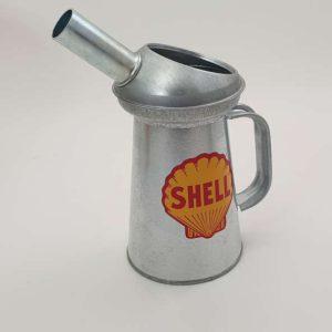 Seau De Mesure De Liquide En Acier Galvanisé Shell 2