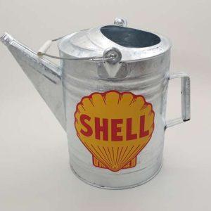 Seau Galvanise De Garagiste Shell