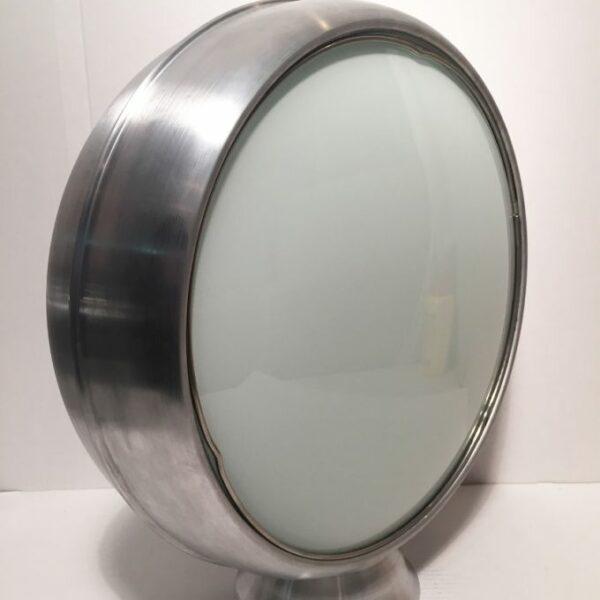 Contour en Aluminium pour globe pompe à essence