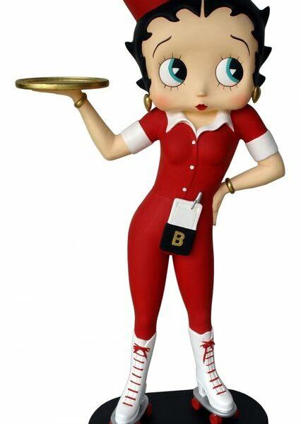 Betty Boop Serveuse4