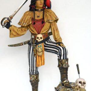 Fille Pirate Tresor 2
