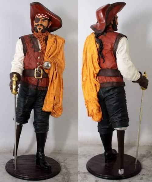 Pirate Jambe De Bois