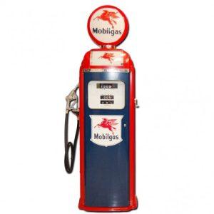 Pompe à essence américaine NATIONAL N360 MOBILGAS