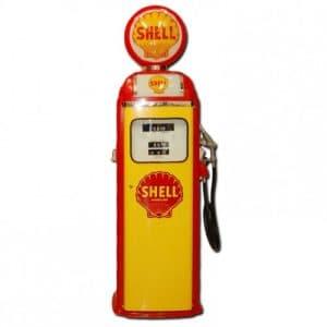 Pompe à essence américaine - NATIONAL N360 SHELL