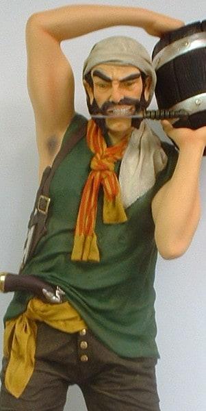 Pirate Portant Seau 3