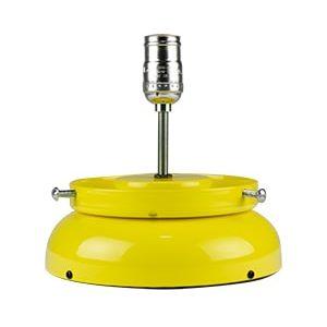 Support Chevet Pour Globe De Pompe A Essence Yellow
