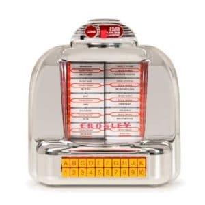 Diner Jukebox Radion Crosley Fm & Bluetooth