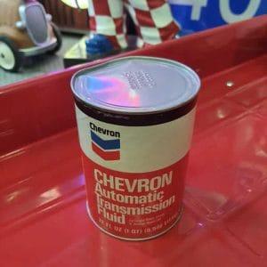 Bidon Huile Chevron Automatic Transmission Fluid 1 Us Qt