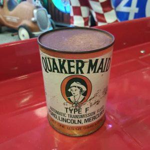 Bidon Huile Quaker Maid Automatic Transmission Fluid Ford, Lincoln, Mercury 1 Us Qt