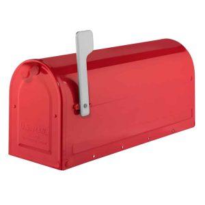 Boites Aux Lettres Neuves Authentiques Americaines Rougeflagsilver 2