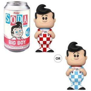 Funko Soda Bobs Big Boy Figure