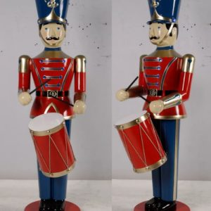 Noel Soldat Tambour Casse Noisette The Nutcracker