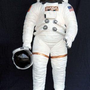 Statue De La Planete Des Singes Singe Astronaute Avec La Combinaison De La Nasa