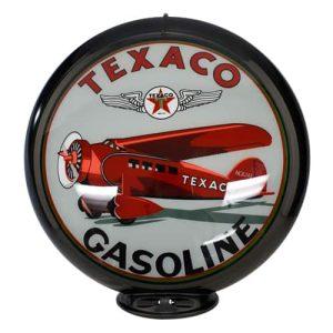 Texaco Airplane Globe