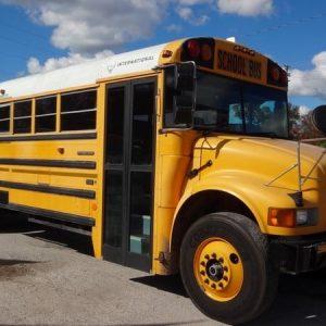 School Bus Américain International IC CE 2003