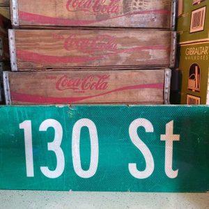 panneaux de rue americaine vintage et authentique 61x23cm 130 st goodies et collectibles