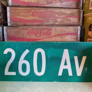 panneaux de rue americaine vintage et authentique 61x23cm 260 av goodies et collectibles