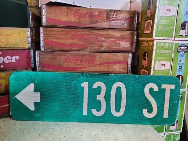 panneaux de rue americaine vintage et authentique 76x23cm 130 st goodies et collectibles 1