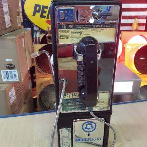 payphone de rue americain vintage . originaux 4
