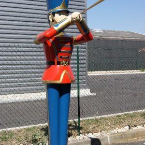 "NOEL - Soldat Trompette ""Casse-Noisette"" (The Nutcracker)"